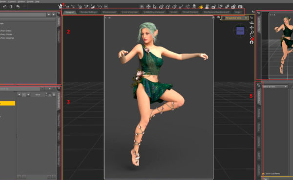 Daz Studio Pro Tips and Tricks for beginners and advanced artists